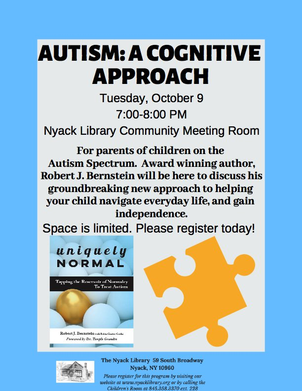 Free Talk And Book Signing With Autism >> Neurodivergent Rebel On Twitter This Is Amazing The