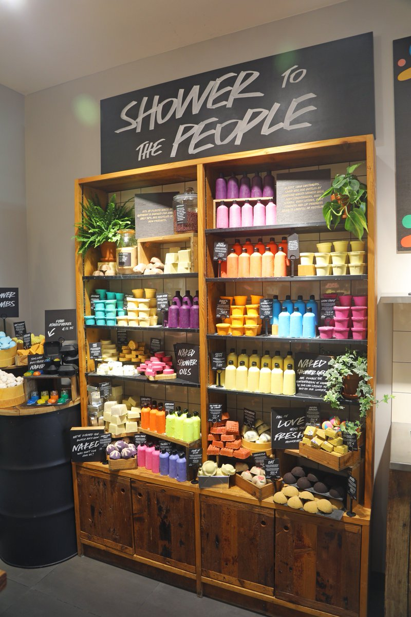 Image result for lush zero waste berlin