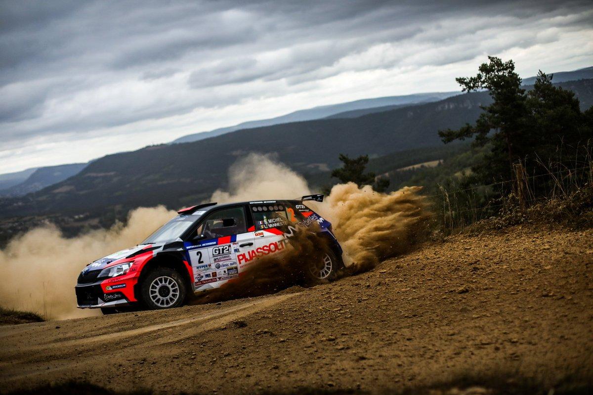 Chpt France Rallye CFRT