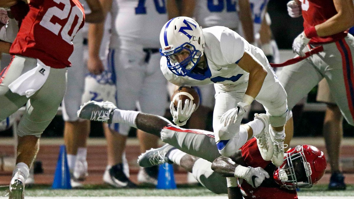 Tennessean On Twitter Mccallie Snaps Brentwood Academy 24 Game
