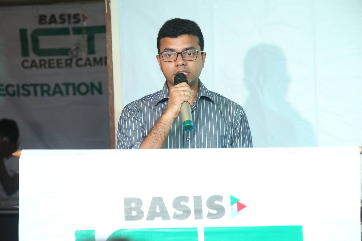 test Twitter Media - I was speaking today at ASA University Bangladesh for BASIS ICT Career Camp, which basically promotes various free courses under BITM & SEIP project, for both IT background individual and people from any other department.#BASIS #ICT #Education https://t.co/mjCOtJk7qc