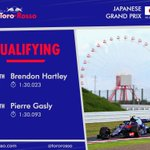 🇯🇵 #JapaneseGP - Qualifying 🏁