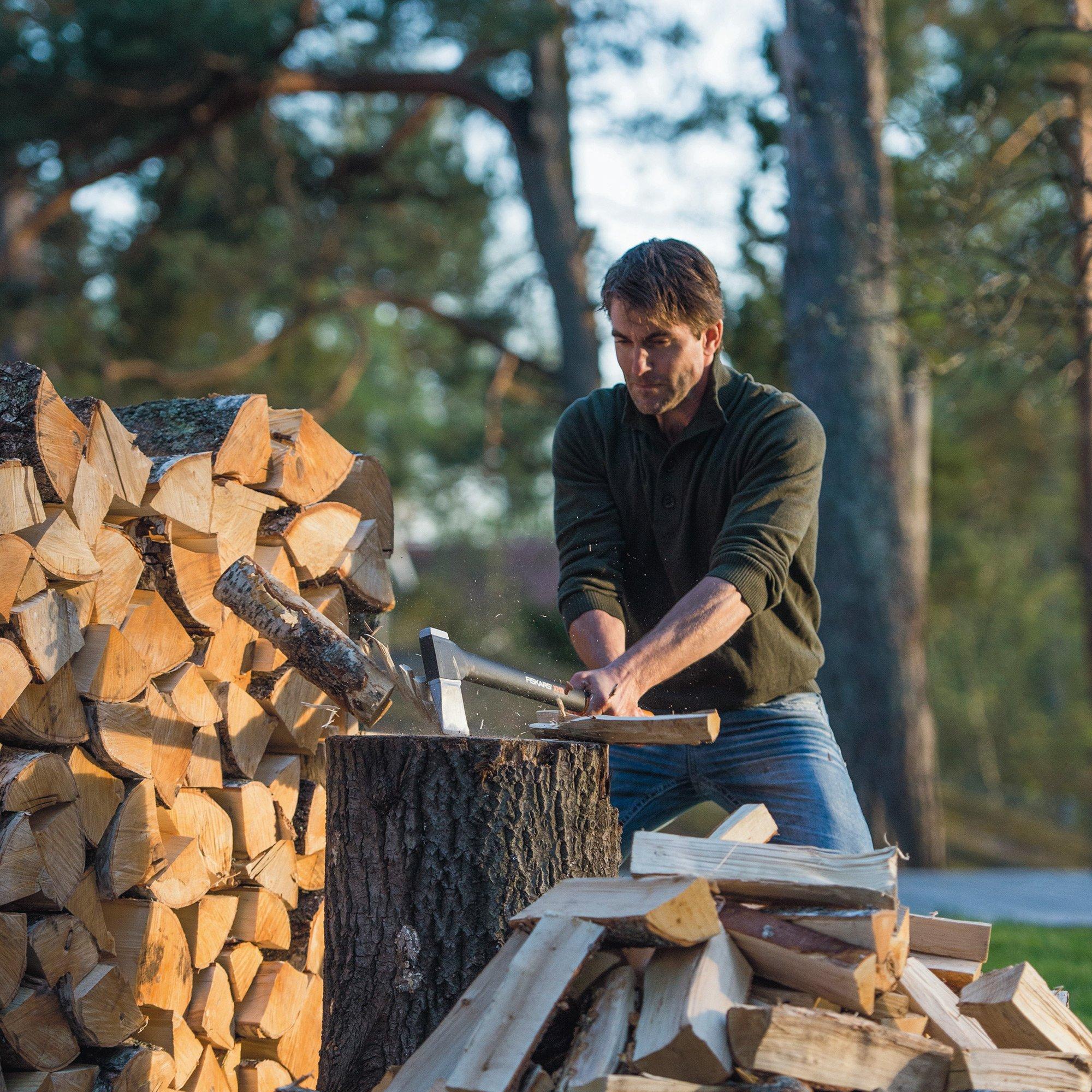 Поздравления на картинке с дровами
