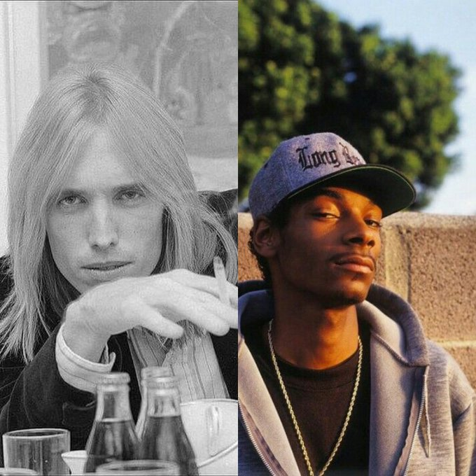 Happy Birthday to Tom Petty and Snoop Dogg