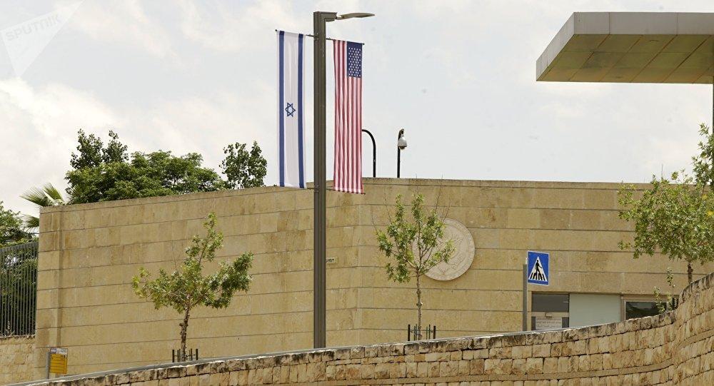 #ArabLeague decries #US merging Consulate General, embassy in #Jerusalem https://t.co/hCc9984Xmo