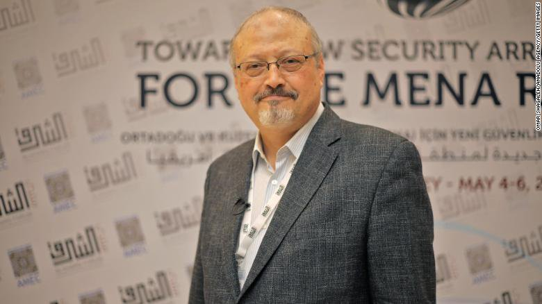 The Washington Post says Saudi Arabia's announcement about the death of contributing columnist Jamal Khashoggi is not an explanation at all, but a 'coverup.' https://t.co/Jb9wnhL2Tg