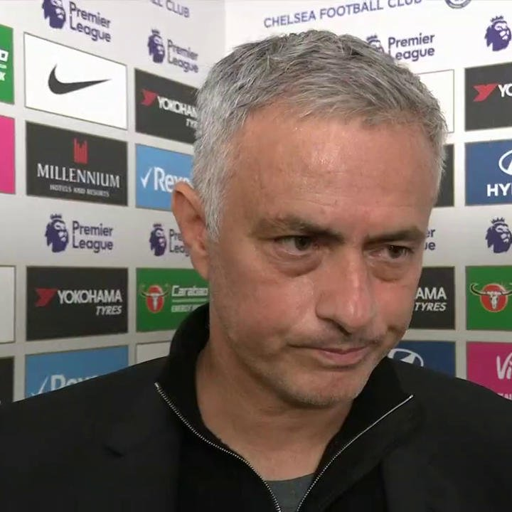 """""""Don't do what everybody does, saying it's always Mourinho that does things.""""  #MOTD"""