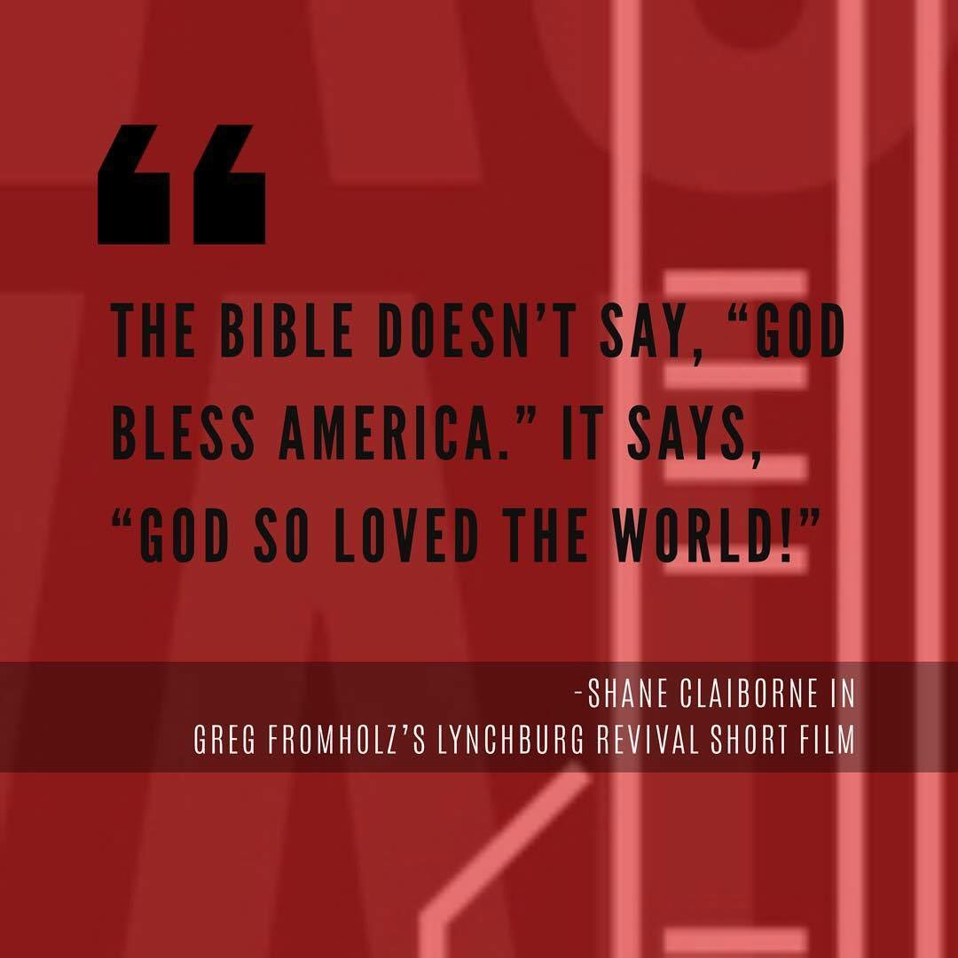 Red Letter Revival.Red Letter Christians On Twitter What If The World Knew We Were