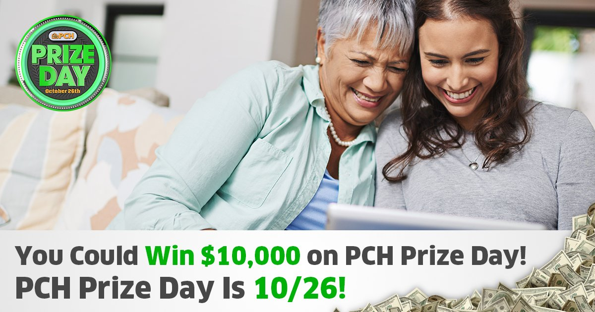 PCH on Twitter: