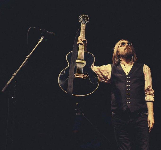 Happy 68th birthday, Tom Petty.