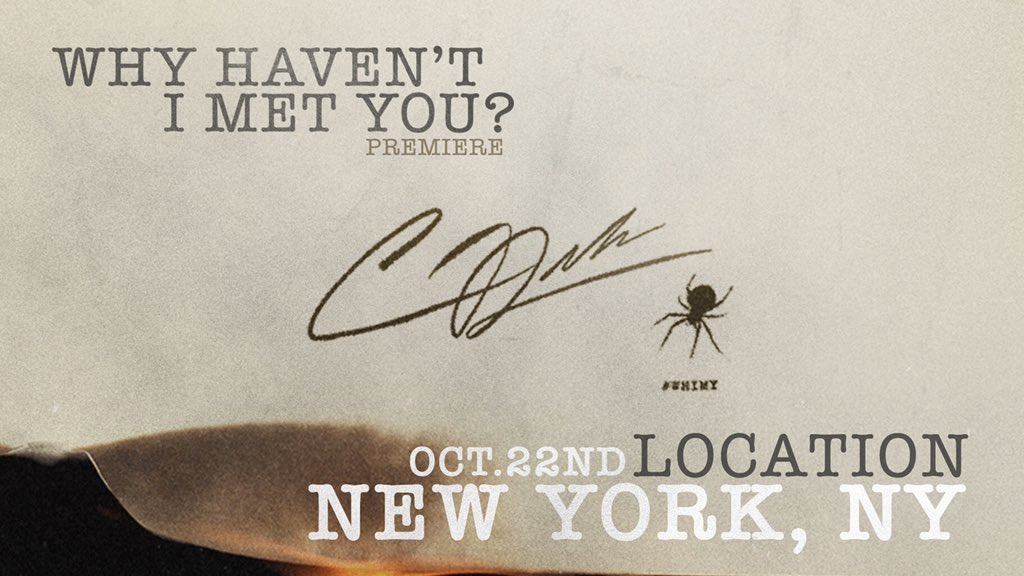 NYC | 10/22 | https://t.co/S0AJVP0Pc0 #WHIMYNYC �� https://t.co/iuJ1CkFIVw