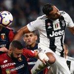 Juventus Twitter Photo