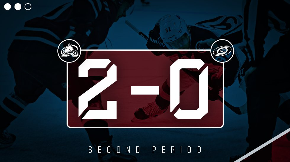 A nice game brewing here!  #GoAvsGo