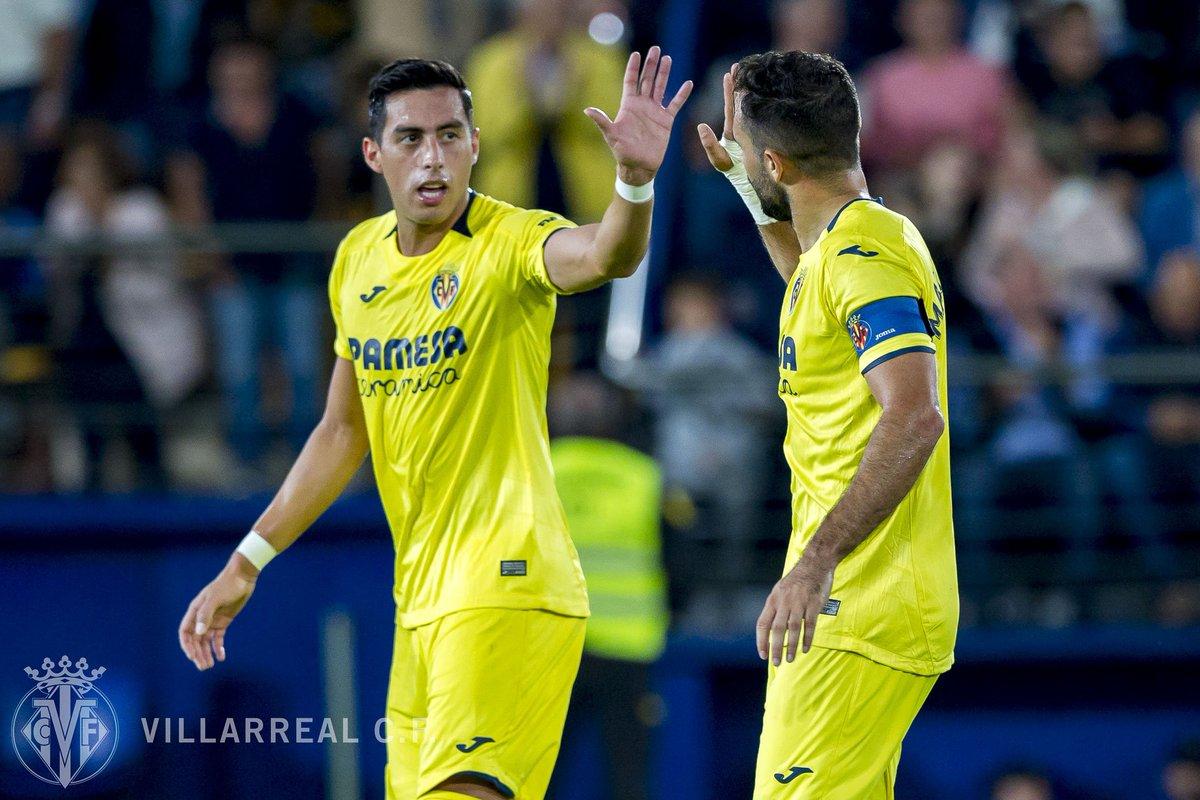 Villarreal deja ir vivo al Atlético