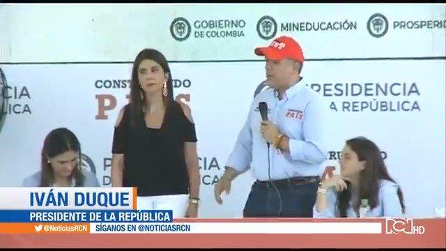 Iván Duque anunció plan de excelencia para la educación superior  Señal en vivo: https://t.co/FRfKblkqGQ https://t.co/uavVGyVhbB