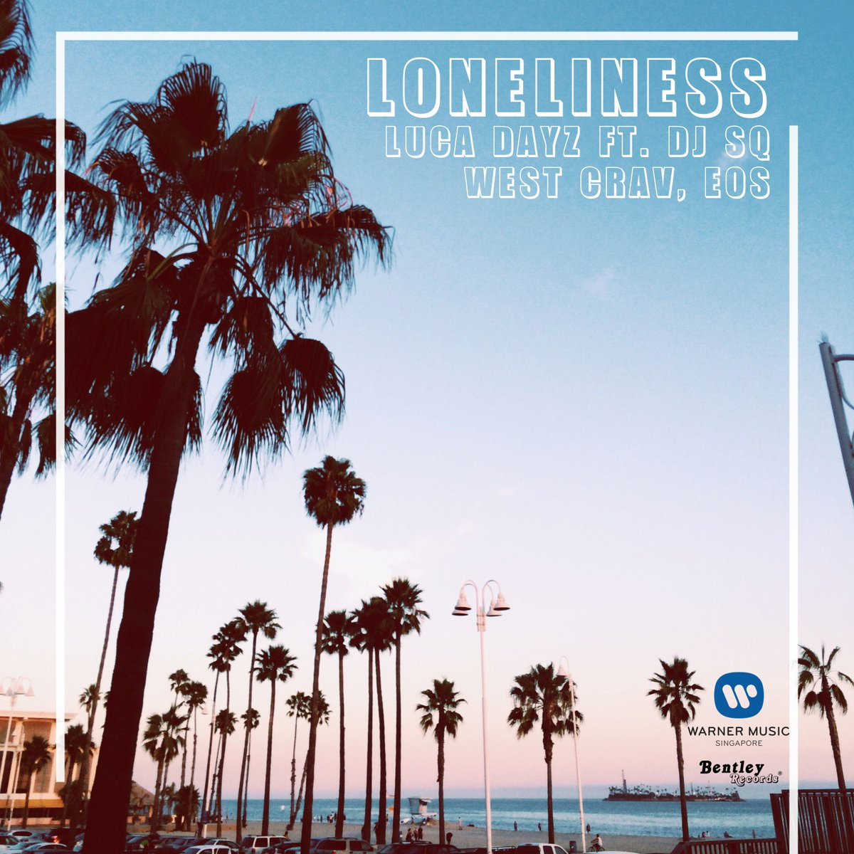 """Bentley Records is happy to announce that our first official release with @WarnerMusicSG """"Loneliness"""" featuring @LucaDayz @WestCrav, DJ SQ & EOS is coming out Nov 9th! #BentleyRecords #WarnerMusic #Singapore #NewMusic #NewRelease #HipHop #Pop #RnB #Promo #Repost #Retweet #RT"""