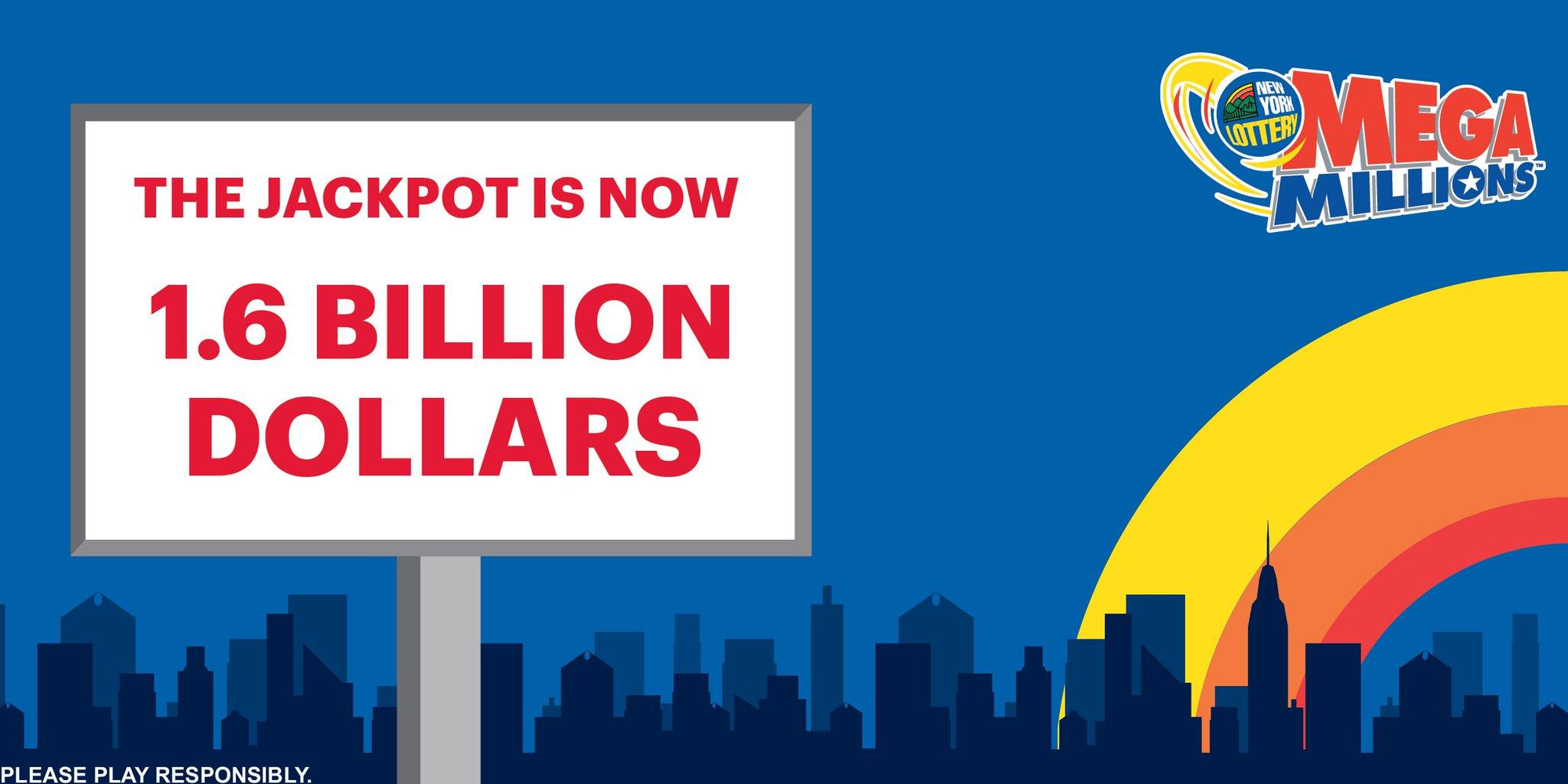 "New York Lottery on Twitter: ""New York had four $1 million"