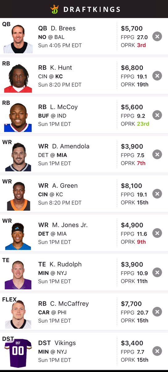 .@channel Week 7 DK fantasy contest draftkings.com/draft/contest/…