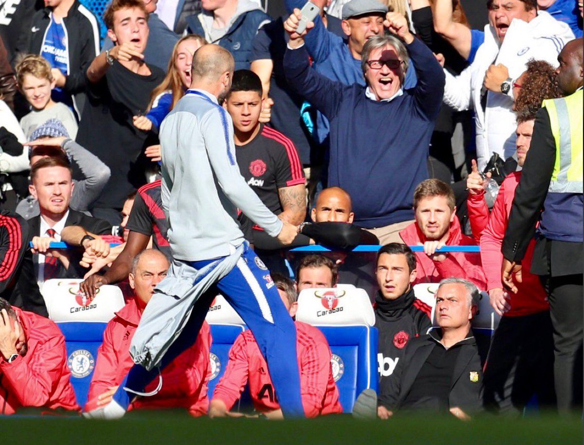 Photo of the day by @catherineivill. #MUFC #CFC