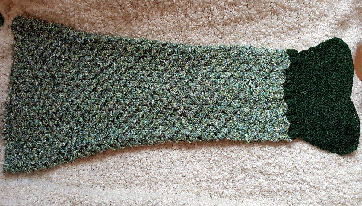 Juliescraftandcrochet On Twitter Handmade Crocheted Mermaid Tail