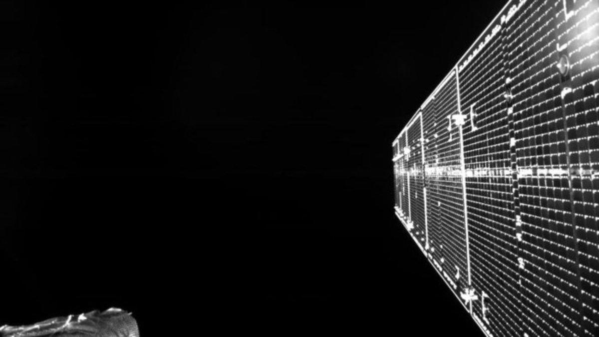 Sonda Bepi Colombo verso Mercurio manda primo selfie da spazio #spazio https://t.co/T51QNJmg65