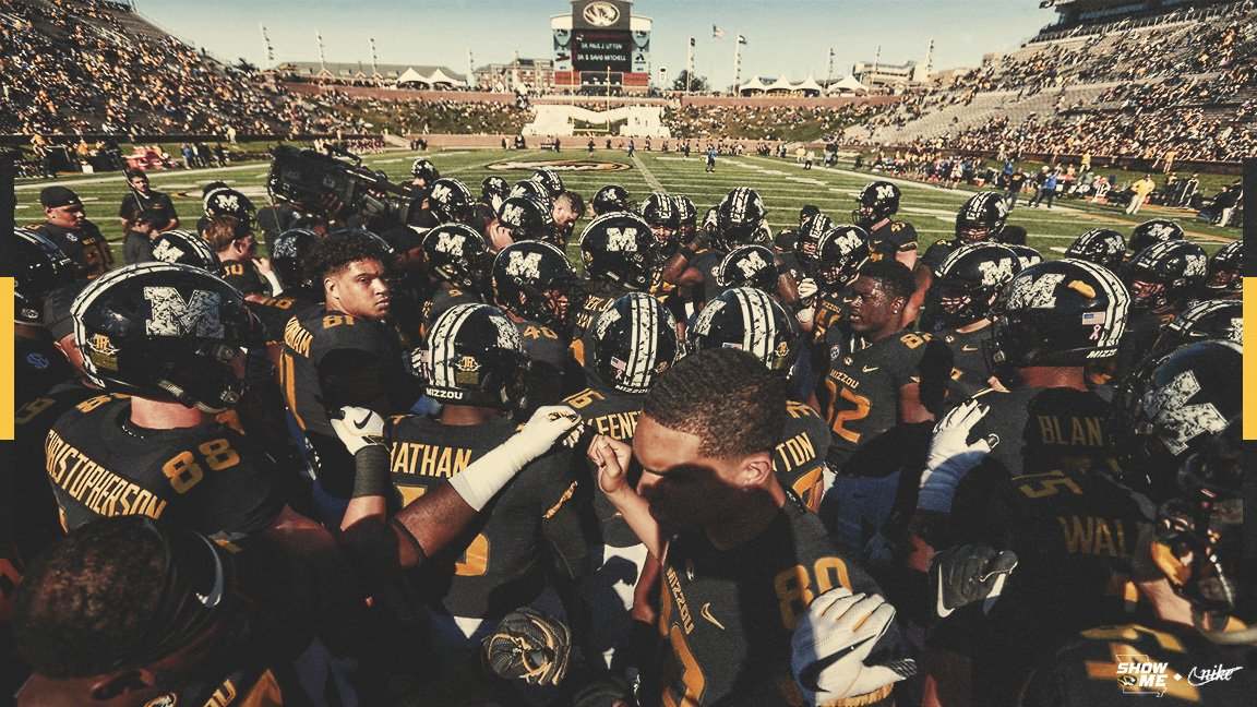 Mizzou Football on Twitter