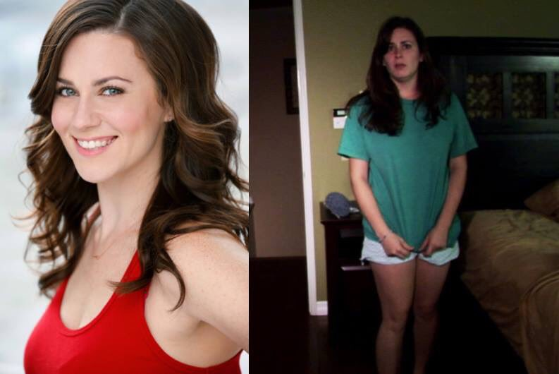 Does katie featherston boob remarkable