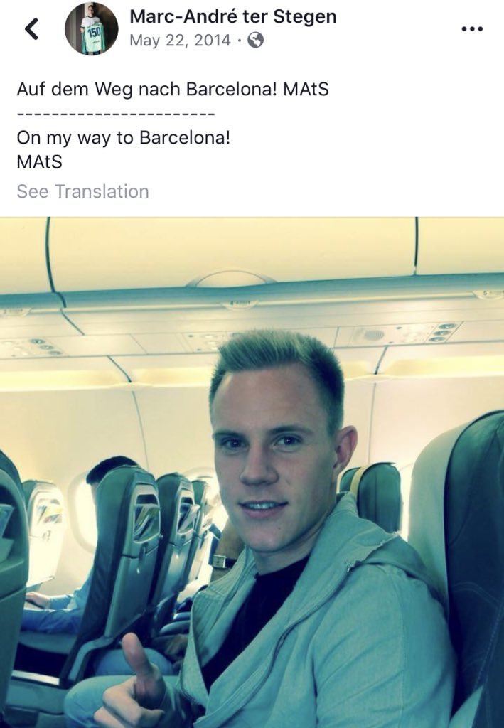 Auf dem weg nach barcelona