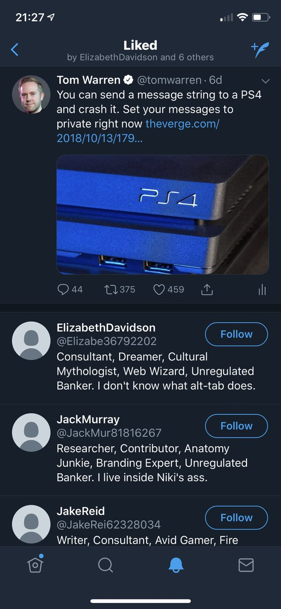 Twitter bots are liking my tweets. Hello computer