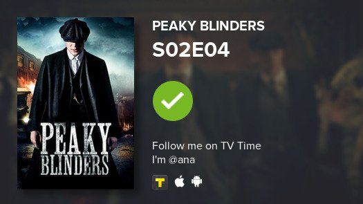 #PeakyBlinders Latest News Trends Updates Images - stealmypilots