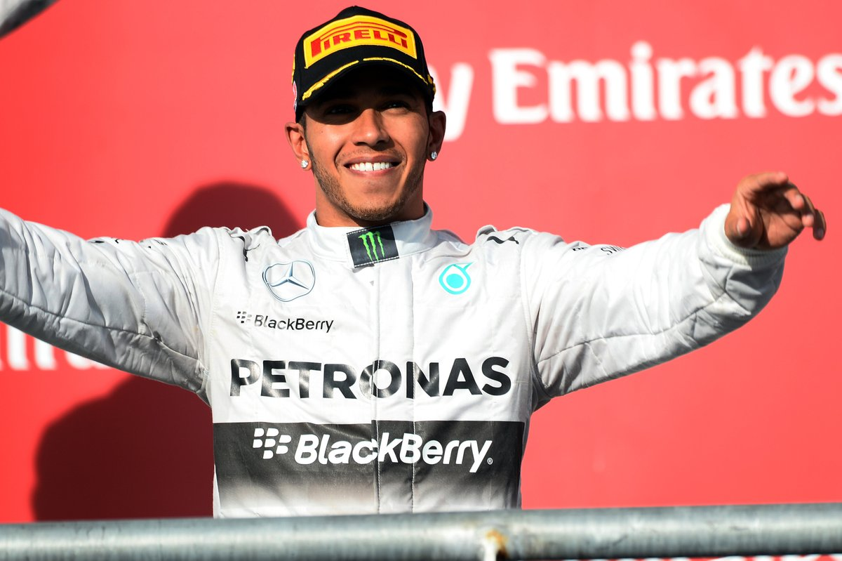 Lewis Hamilton targets a 5th straight win in 2018 at Austin later on Sunday  If he does it, it will be the same 5 races he won consecutively in 2014 on his way to a 2nd world title - albeit in a different order  (Italy, Singapore, Japan, Russia, USA)