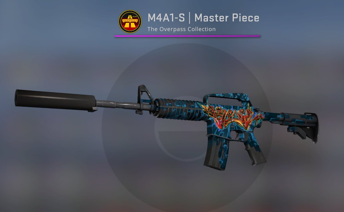 """Jake Lucky on Twitter: """"Giving away THREE M4A1-s Master Pieces! Just RT/Like and Follow @talk_esports to enter! Winners will be chosen in 8 days! GLHF #CSGO… https://t.co/wJ28Np45Bo"""""""