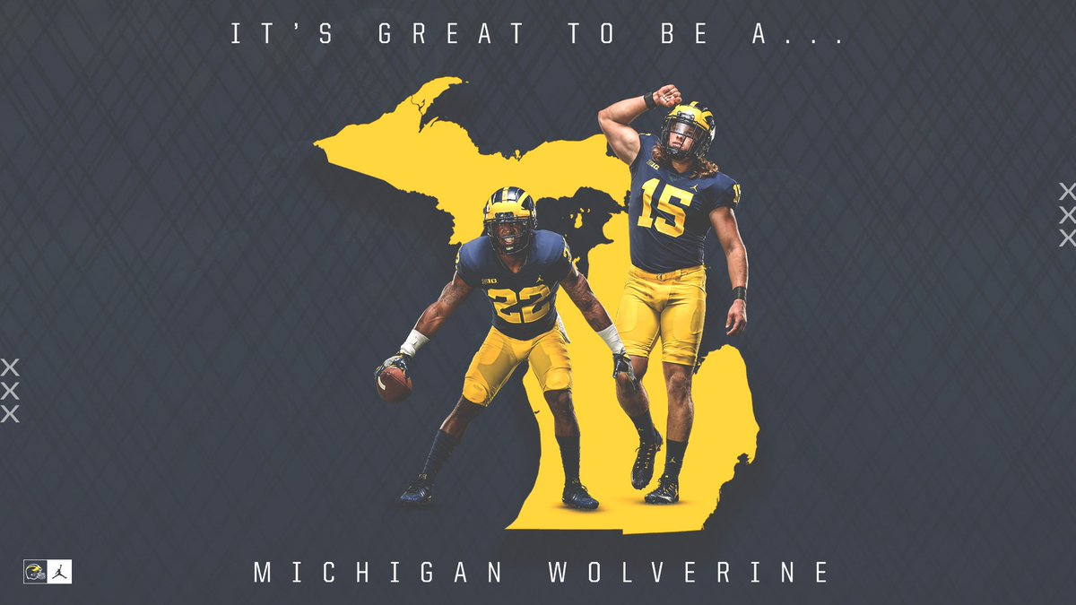 It sure is. #GoBlue | #HTTV