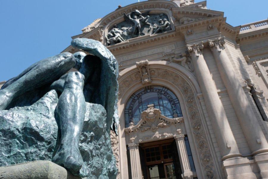 Escultura restaurada de Rebeca Matte es inaugurada en Museo de Bellas Artes (Vía @CultoLT) https://t.co/sjqs2XnyAV https://t.co/Vaaa7IYzM1