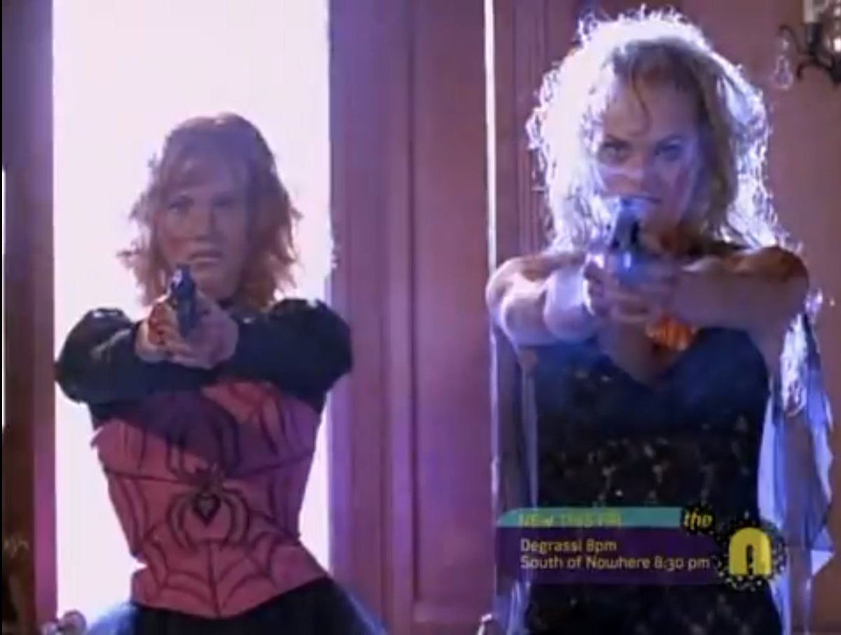 """BRI on Twitter: """"clueless the tv series was so good at halloween episodes… """""""