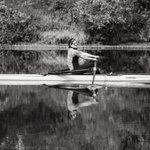 Image for the Tweet beginning: Sculling on this date 8