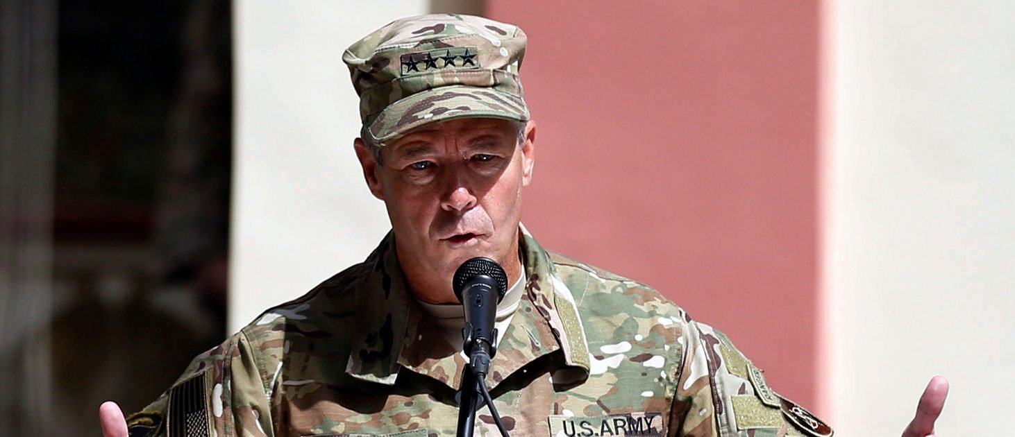Top US General In Afghanistan Survives Taliban Sneak Attack That Kills Head Of Afghan Police https://t.co/mbhPCVexEx https://t.co/dA1O1I5Jly