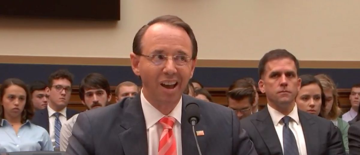 Deputy AG Rod Rosenstein Agrees To Testify Before Congress https://t.co/OGSpKiEU6B https://t.co/X8EpRCypVl