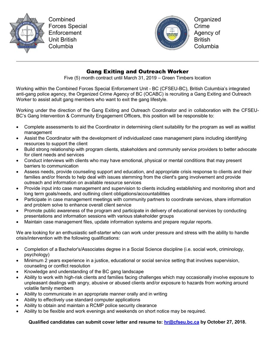 Outreach Coordinator Cover Letter