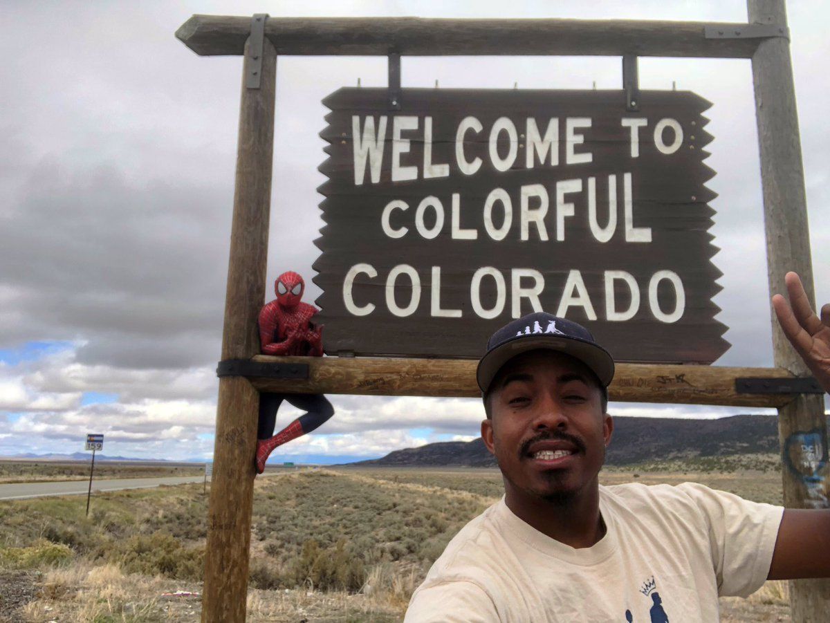 Hello CO. Headed Denver After CO Im headed to UT and AZ looking for a lawn in both places in SLC and Phoenix. If you know of anyone elderly, disabled, a single mom or veteran in need of their lawn mowed for FREE text me. (256)-631-0346.