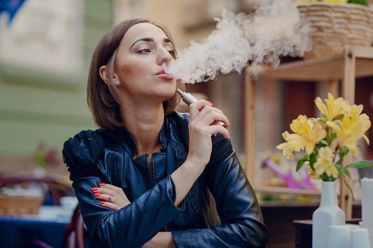 Wo E-Zigeretten statt Rauchen im täglichen Leben erlaubt sind
