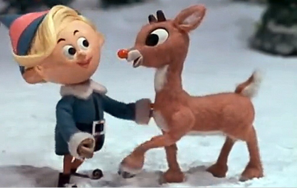 Why rudolph the red nose reindeer was my first queer hero