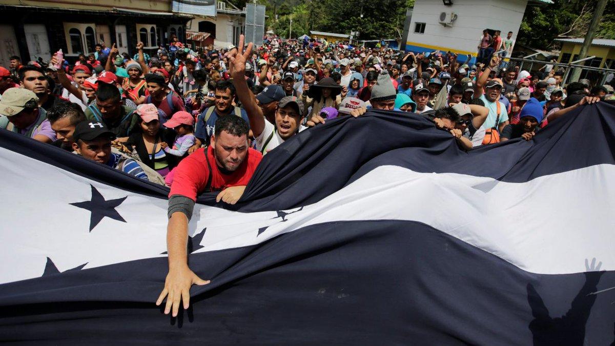 #ÚLTIMAHORA México pide intervención de la ONU para atender caravana de migrantes https://t.co/z0J5Ng5A29