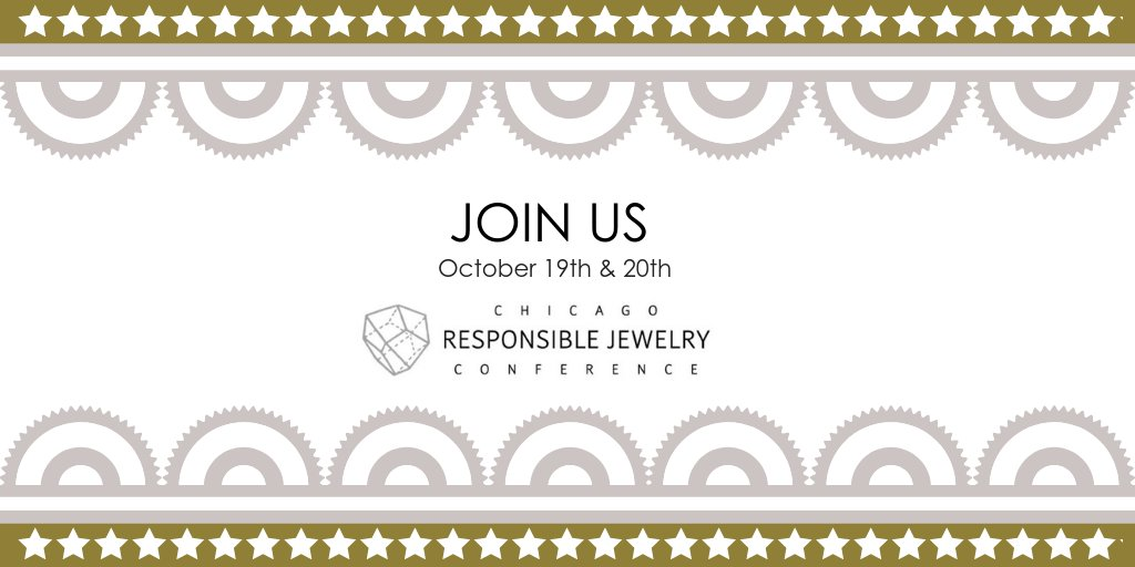 #ResponsibleSourcing #GoldToBeProudOf https://www.wbez.org/shows/worldview/ chicago-responsible-jewelry-conference-highlights-ethical-consumption/22456aa9- ...