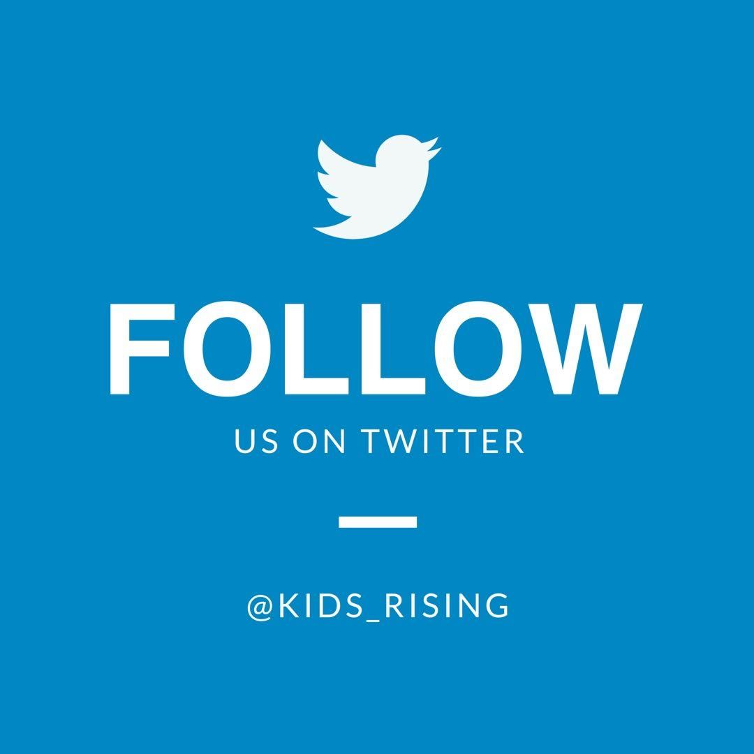For more discussions on how we can move towards schools where #kidsthrive and how you can help to dismantle the School to Prison Pipeline, follow @Kids_Rising! #juvenilejusticemonth