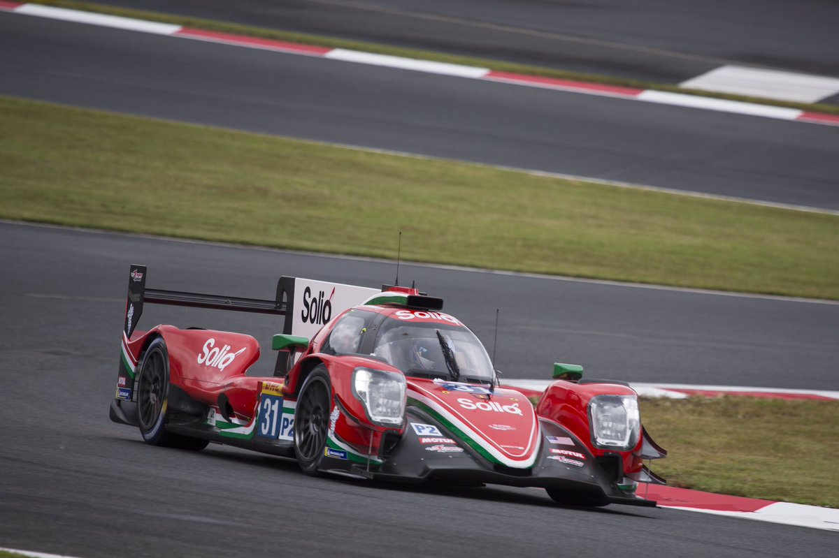 LMP2 pole position + fastest race lap at #6hfuji last weekend wasn't enough for victory, but will be pushing to make it happen at the next one in Shanghai!  📷 Jose Maria Rubio & co