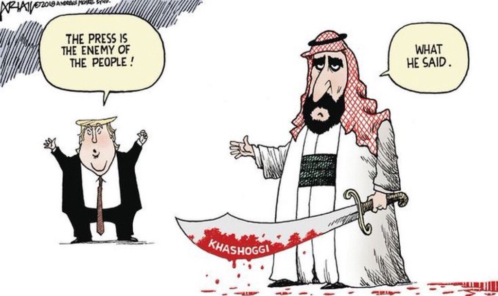 You're scared to stand up to the Saudis <br>http://pic.twitter.com/06Ovj0B9H7