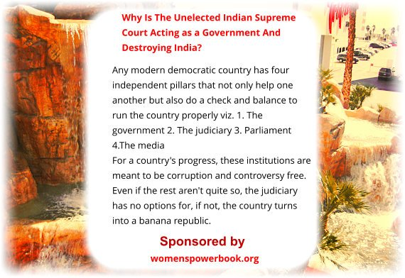 #RT Encyclopedia yet novel like climax site's story: Going through dirty linen wash & #impeachment & then wrong decisions on #Karnataka, #gaysex, #adultery, #sabarimala etc. Indian #SupremeCourt is destroying the ethos of India https://t.co/AOqq6AVCja https://t.co/so3fiRjts9