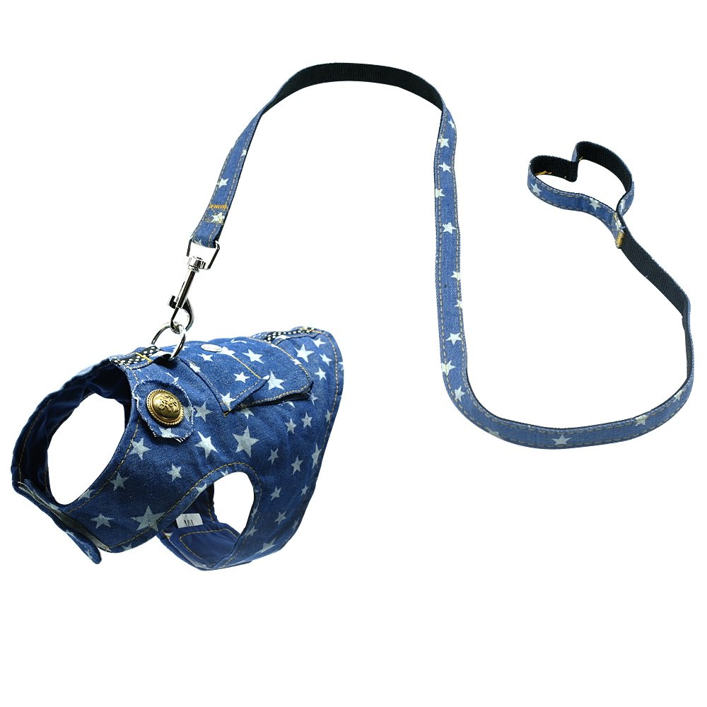 #sleeping #meow #wuf Dog Denim Harness of 3 Sizes <br>http://pic.twitter.com/iHl5qjanDq
