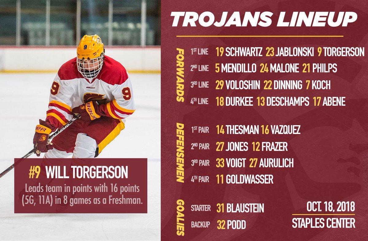 huge selection of 1716f 08000 Trojans Hockey on Twitter: